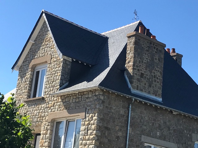 Denoual Couvreur Ille Et Vilaine 35 Denoual Chantier 16 7