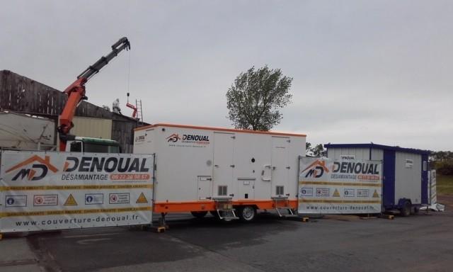 Denoual Couvreur Ille Et Vilaine 35 Denoual Chantier 18 5