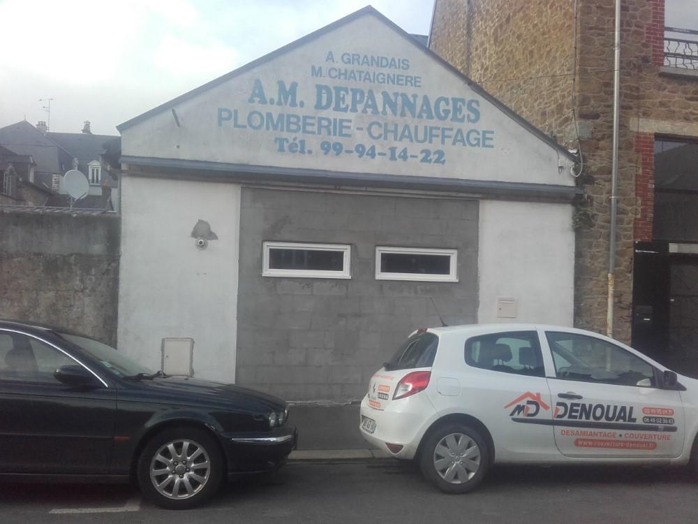 Denoual Couvreur Ille Et Vilaine 35 Denoual Chantier 8 1