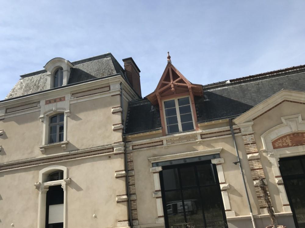 Denoual Couvreur Ille Et Vilaine 35 Denoual Chantier2 2